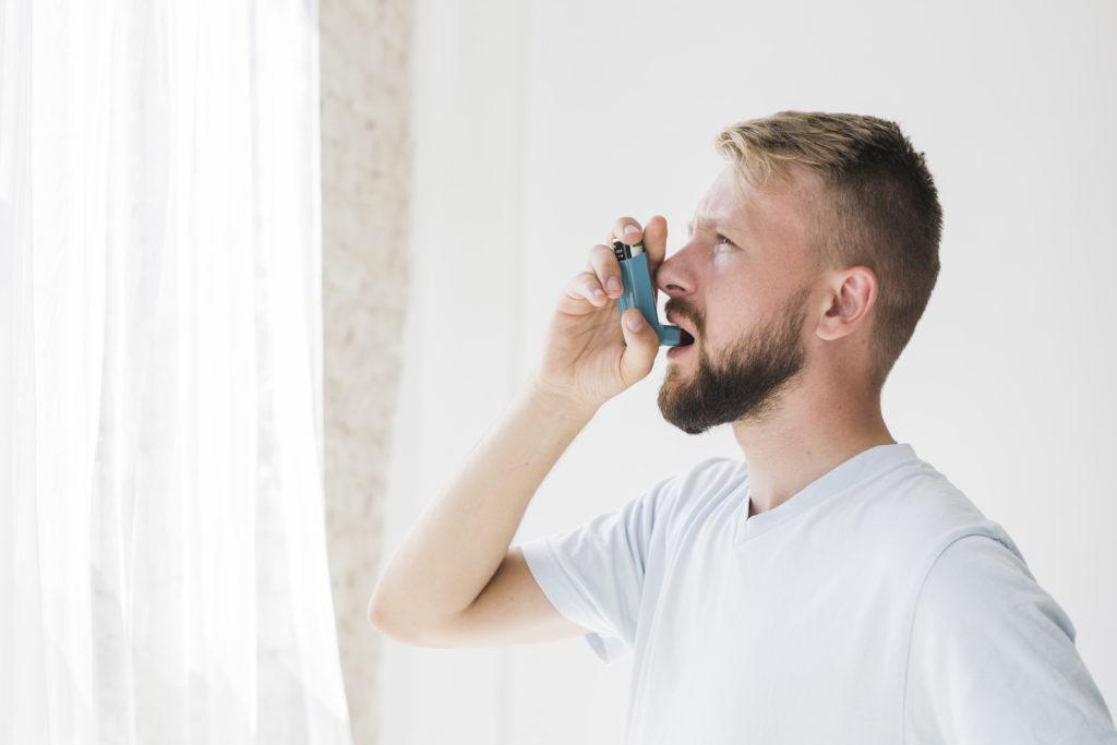 inhalateur aérosol