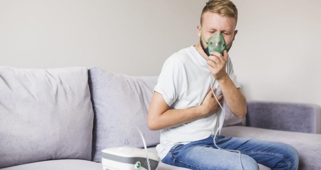 nébuliseur asthme pour mieux respirer