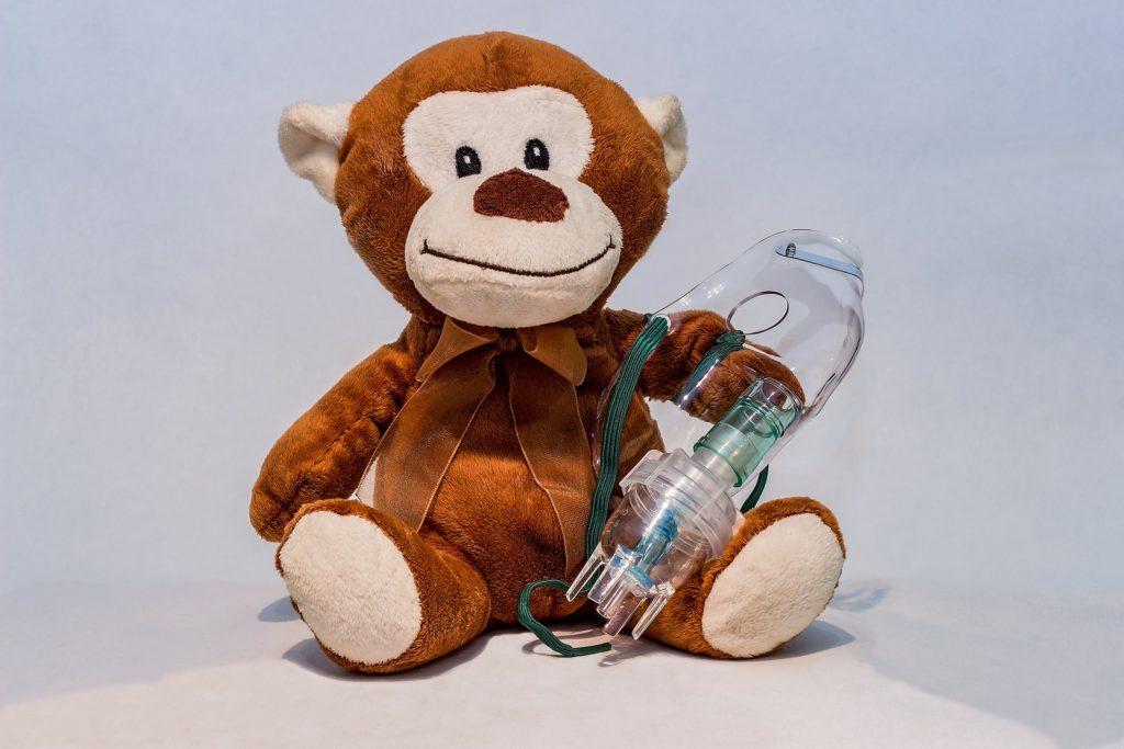 appareil de nébulisation enfant